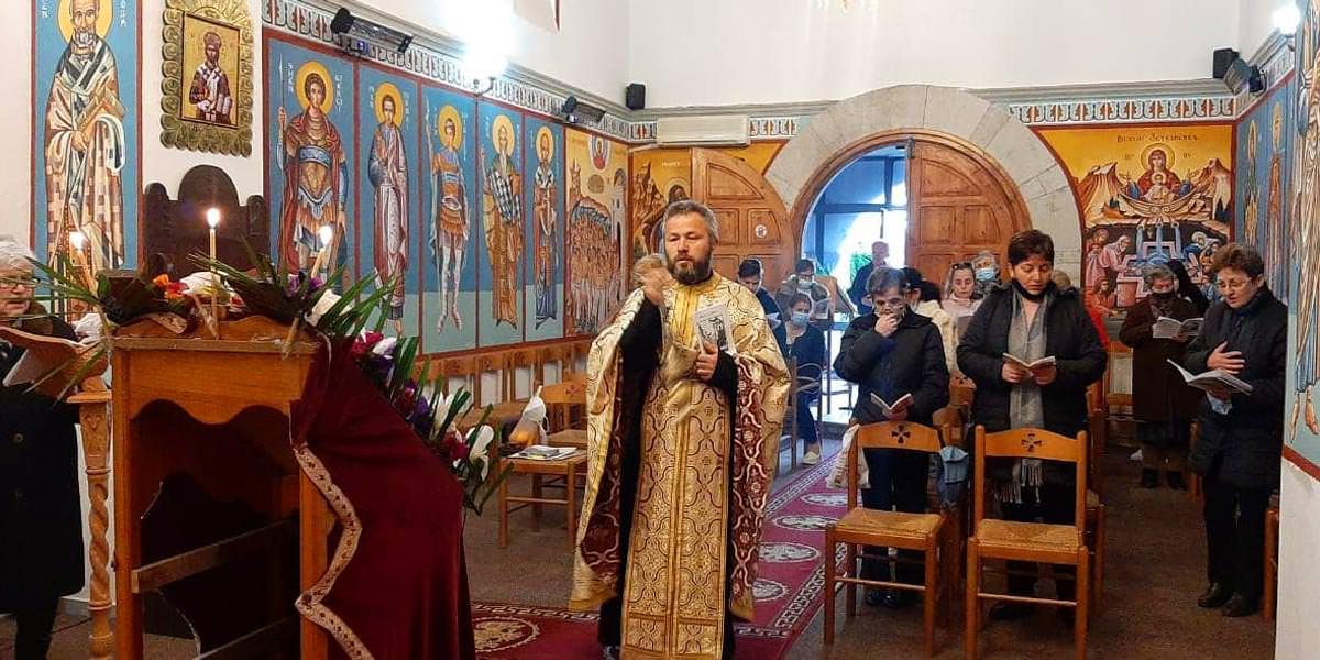 Δ' Χαιρετισμοί Εκκλησία Αλβανίας