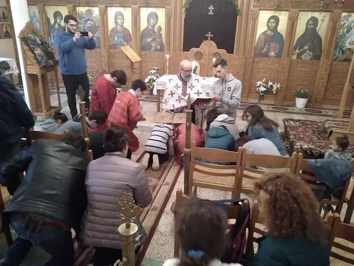 Ιερό Ευχέλαιο Αλβανία