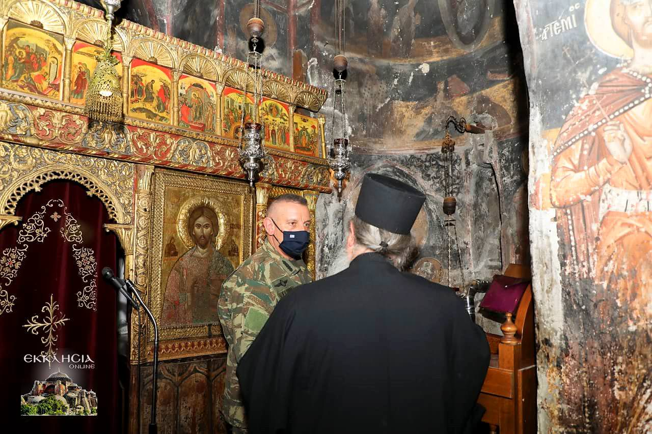 Μοναστήρι Μολυβδοσκεπάστου