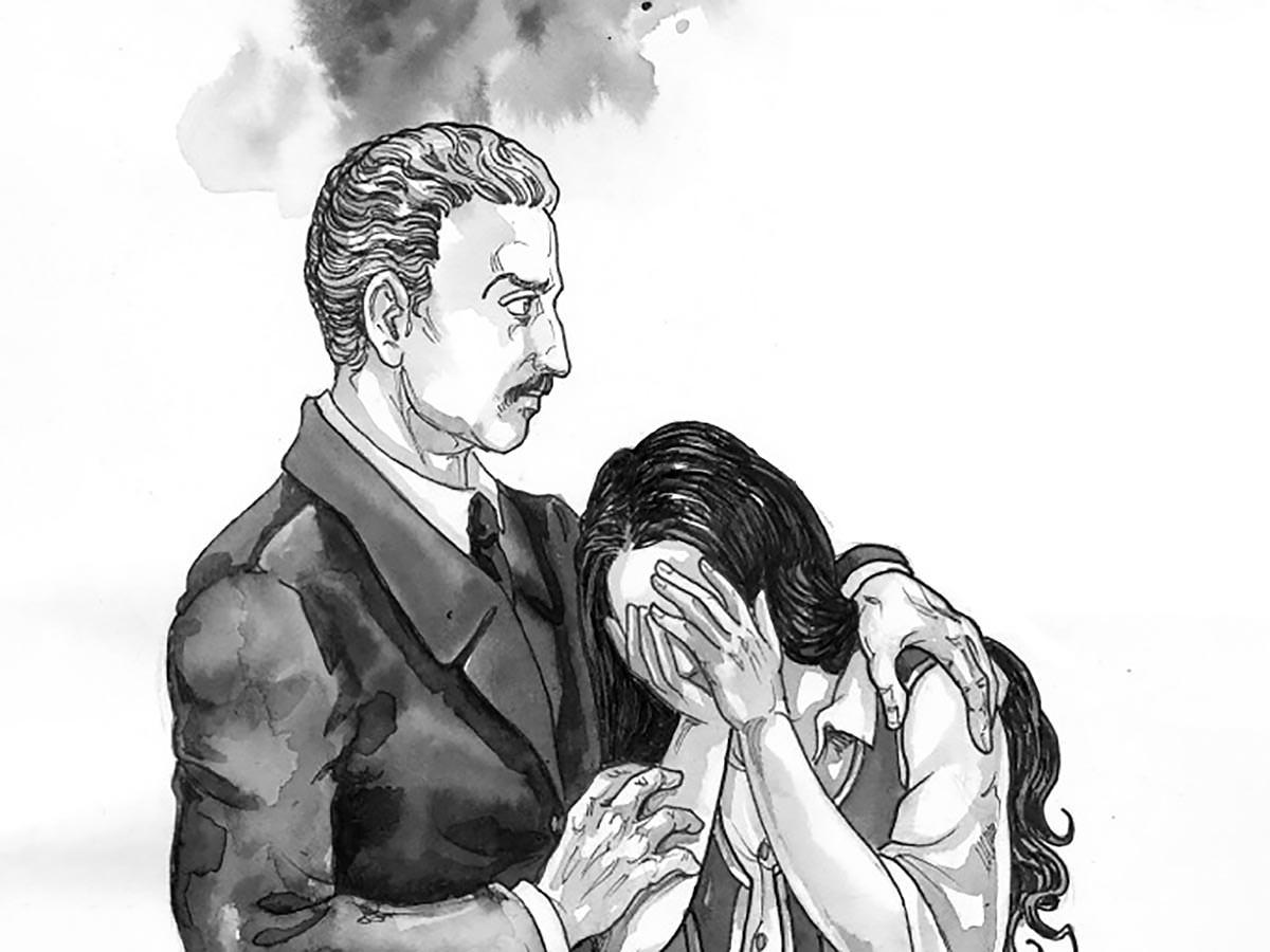 Το Μοναστήρι κλαίει στην αγκαλιά του Ίωνα Δραγούμη για τη σύλληψη του καπετάν Κώττα