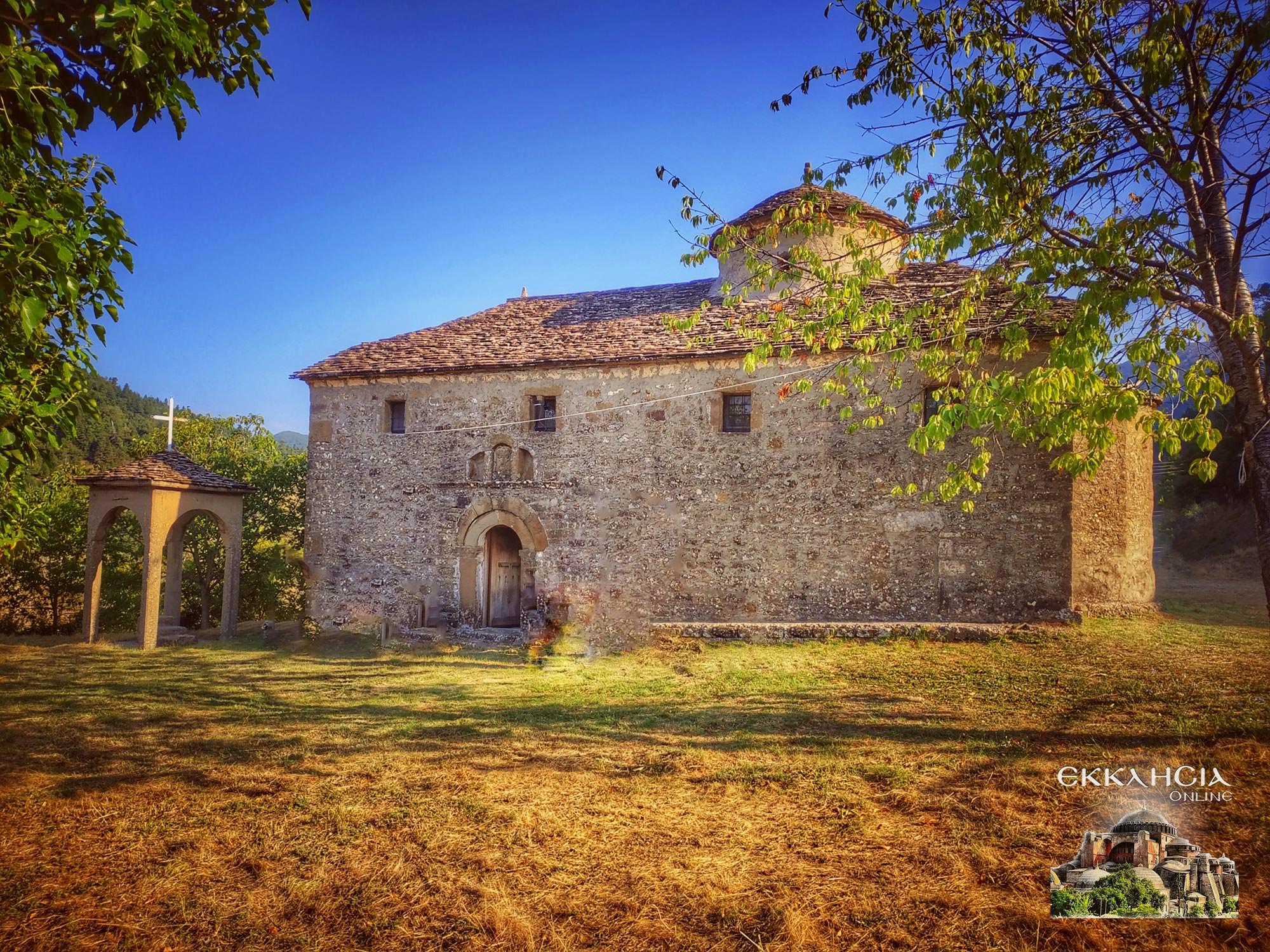 ιστορικό μοναστήρι που γεννήθηκε ο Γεώργιος Καραϊσκάκης