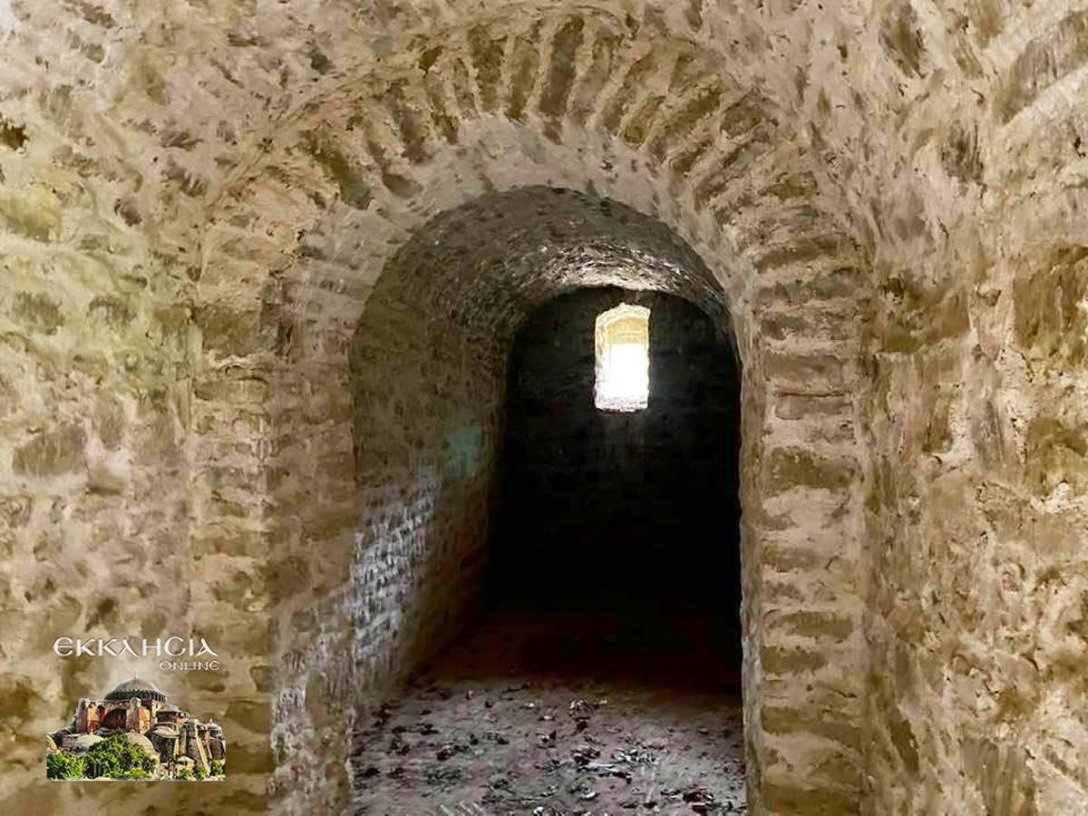 Σκουληκαριά Μοναστήρι Γεώργιου Καραϊσκάκη