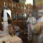Θεία Λειτουργία μνήμη Πρωτοπρεσβυτέρου Γεωργίου Διαμαντόπουλου