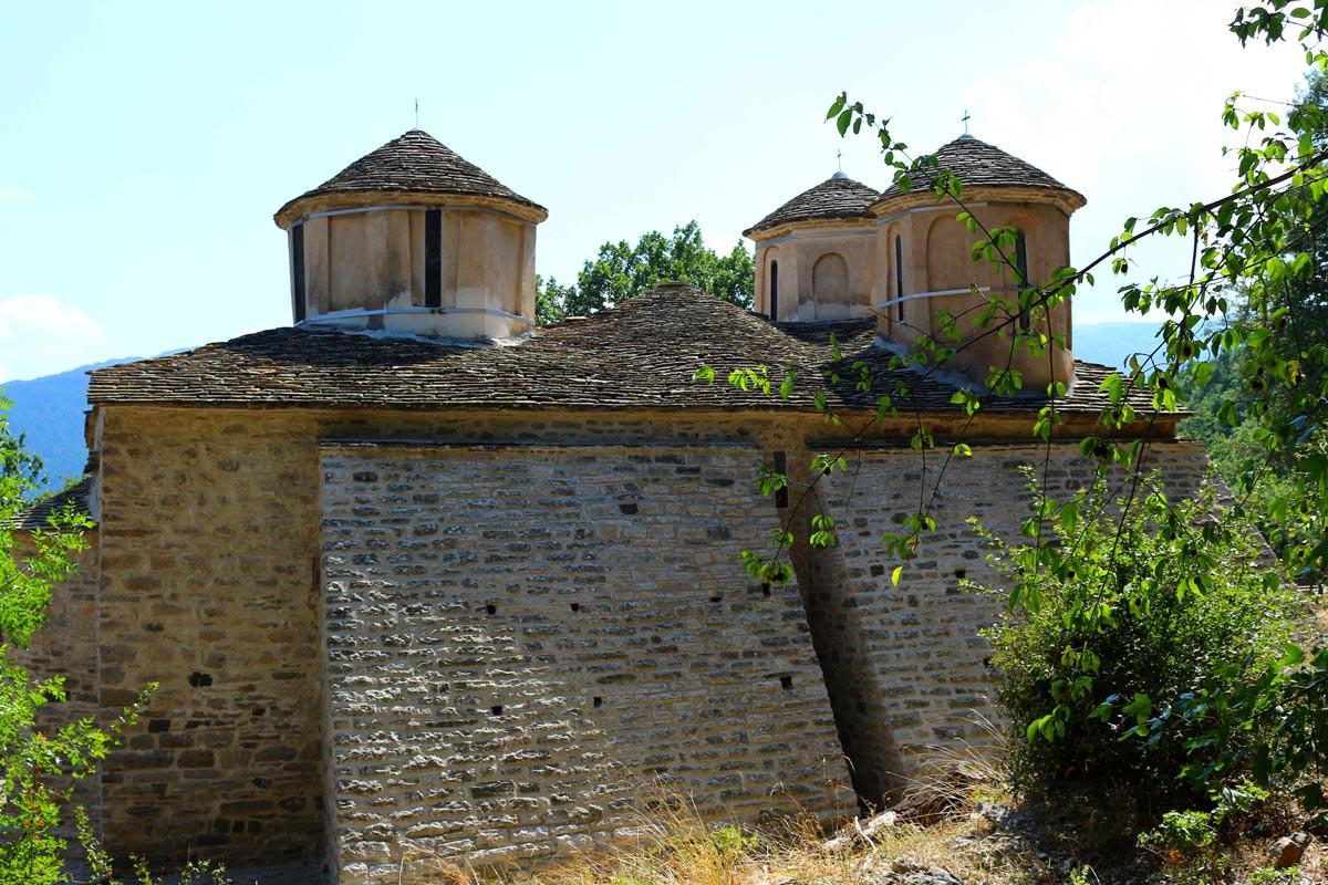 Μοναστήρι Παναγίας Ζέρμας στην Κόνιτσα