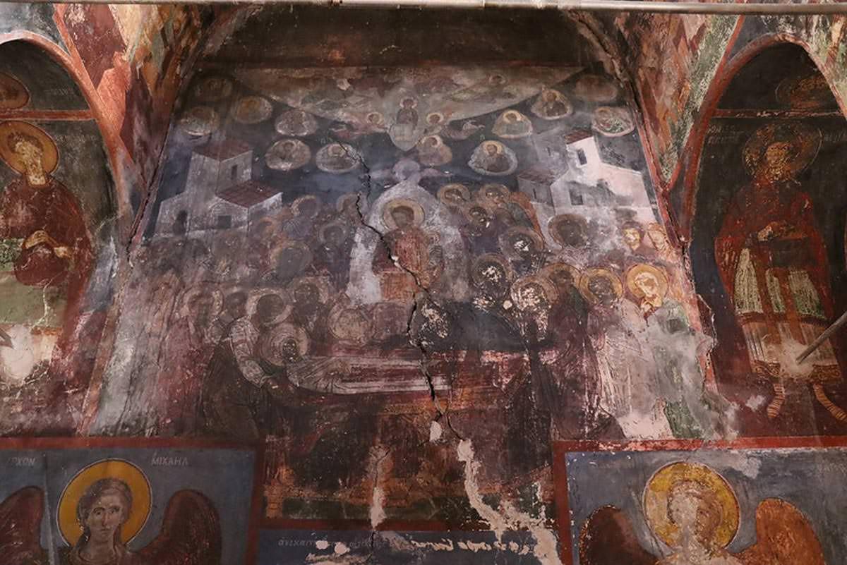 Ιερά Μονή Γεννήσεως Θεοτόκου στη Δούβιανη