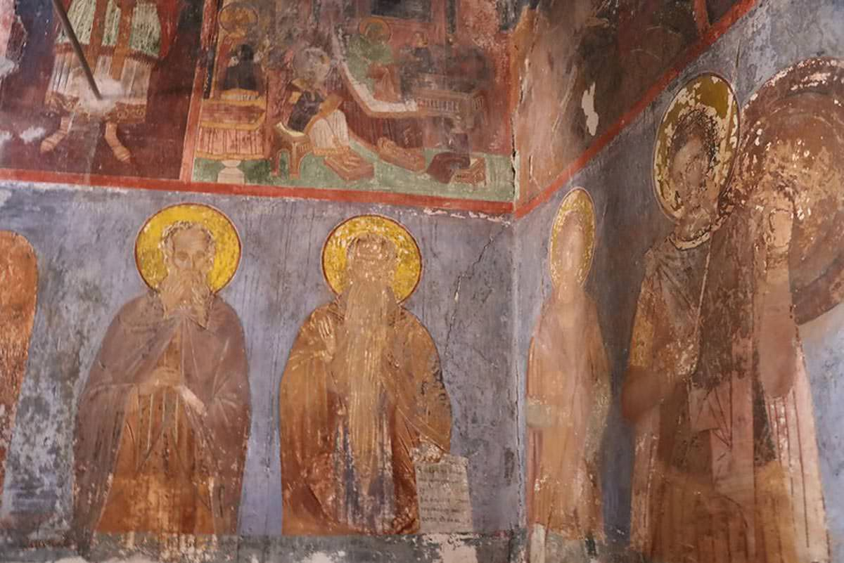 Ιερά Μονή Γεννήσεως Θεοτόκου Δούβιανη