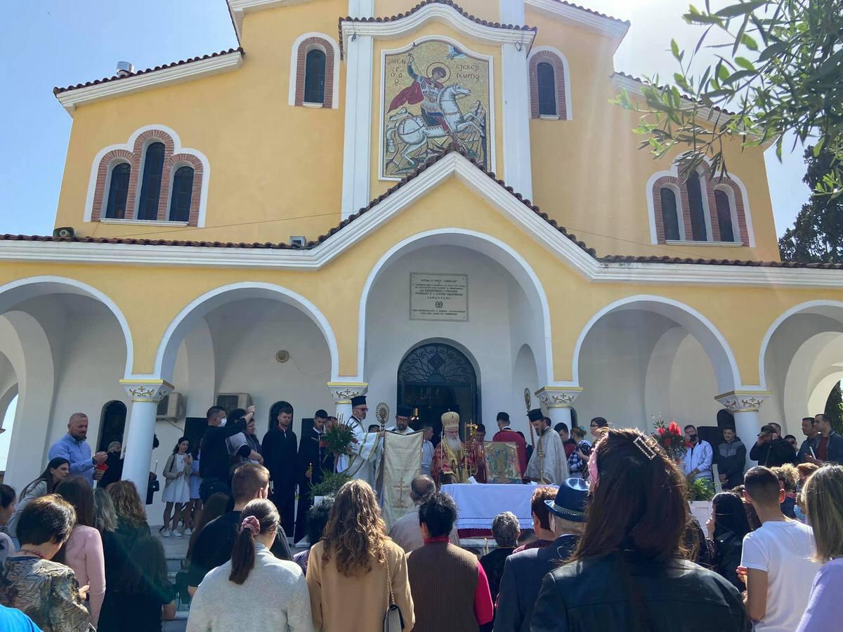 Χριστός Ανέστη Ανάσταση Αλβανία 2021