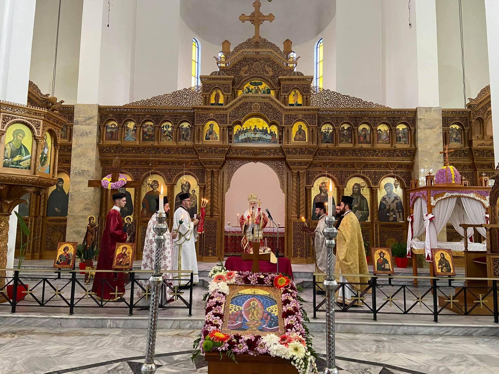 Εκκλησία Αγίου Γεωργίου στο Φίερι Αλβανίας