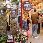 Ιησούς Αρχάγγελος εμφάνιση