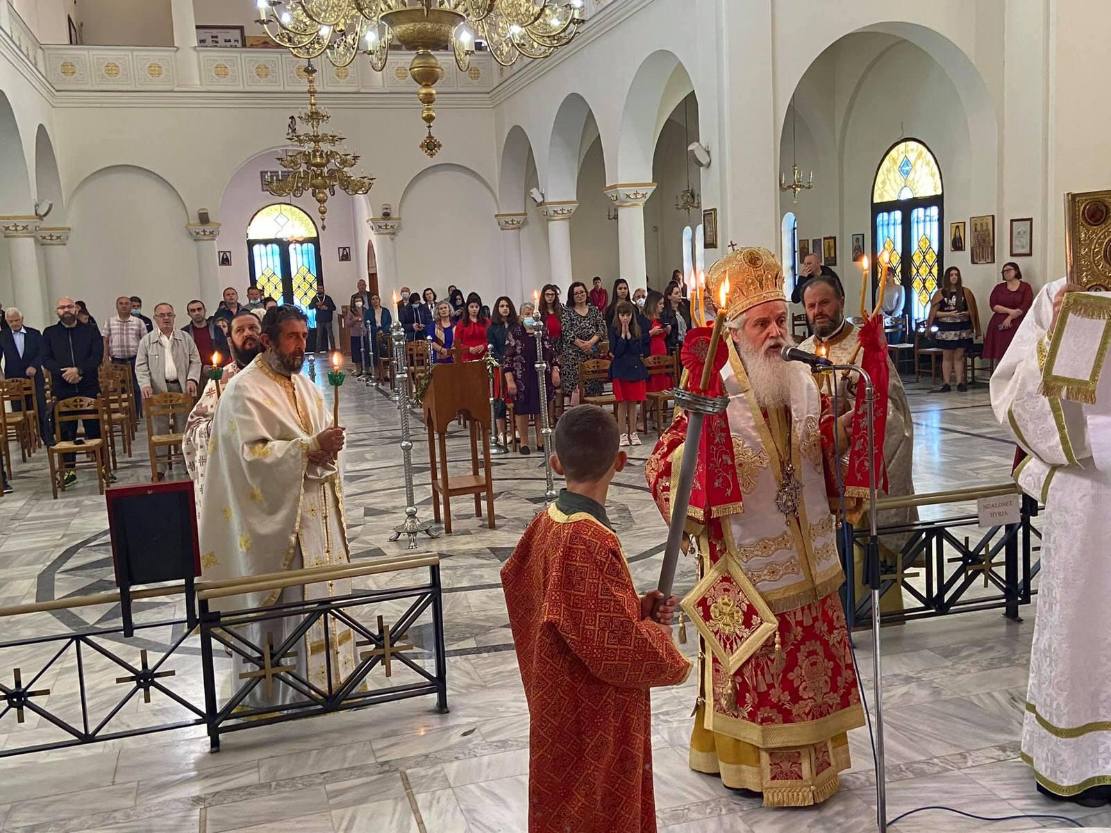 Αγίου Γεωργίου στο Φίερι Αλβανίας 2021