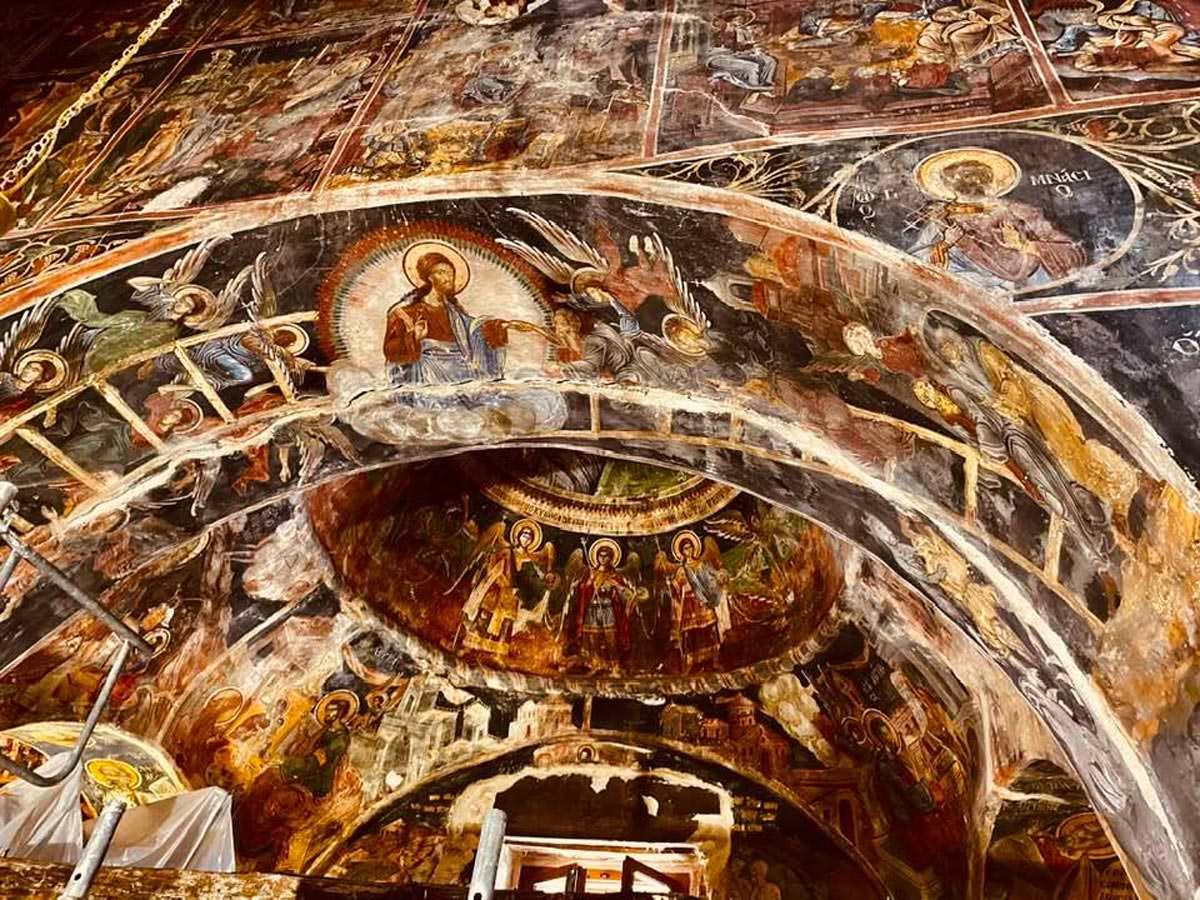 Αναστηλώσεις ιστορικών Μοναστηριών στην Ήπειρο