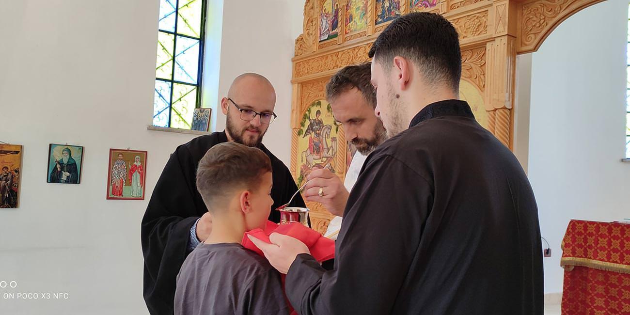 Κυριακή του Θωμά Εκκλησία Αλβανίας 2021