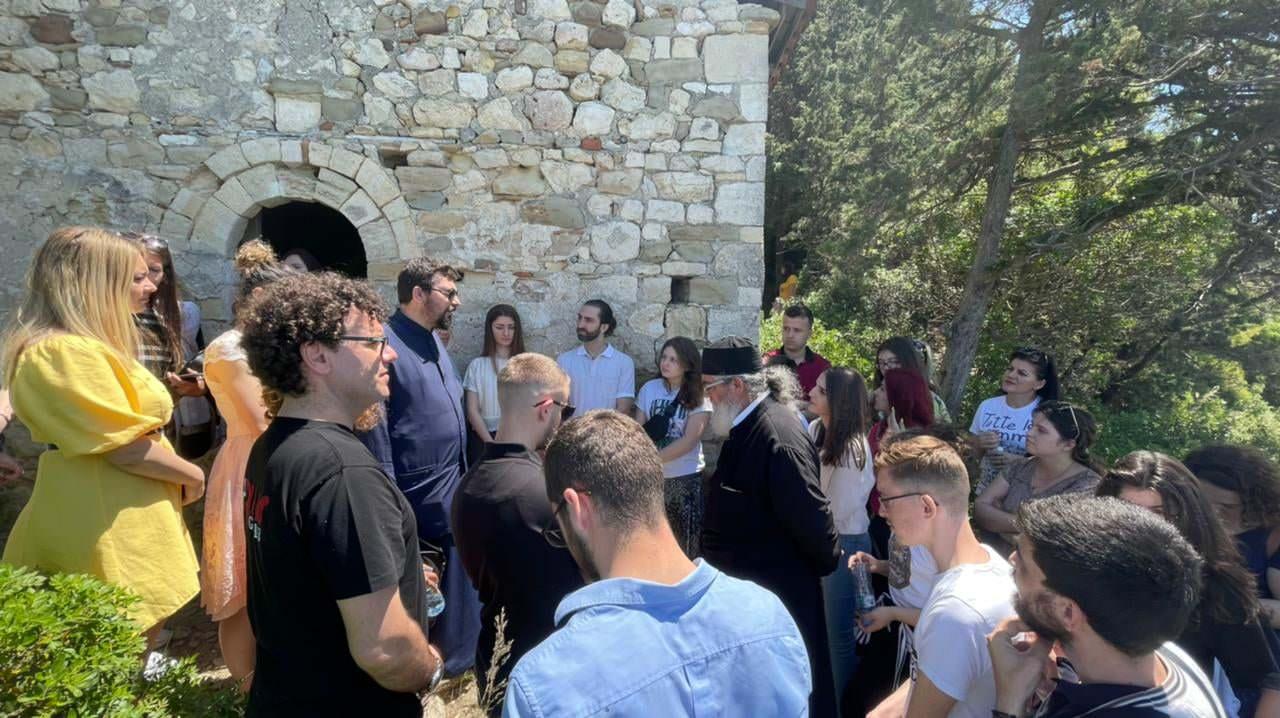 μοναστήρι Κοιμήσεως της Θεοτόκου Αλβανία
