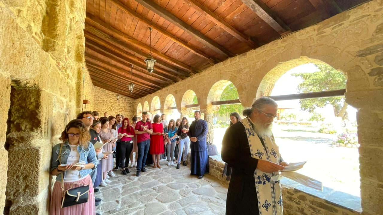 μοναστήρι της Κοιμήσεως της Θεοτόκου Αλβανία