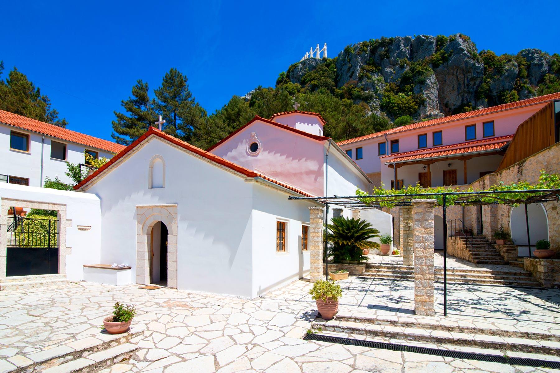 Μονή Αγίου Δημητρίου Ζάλογγο