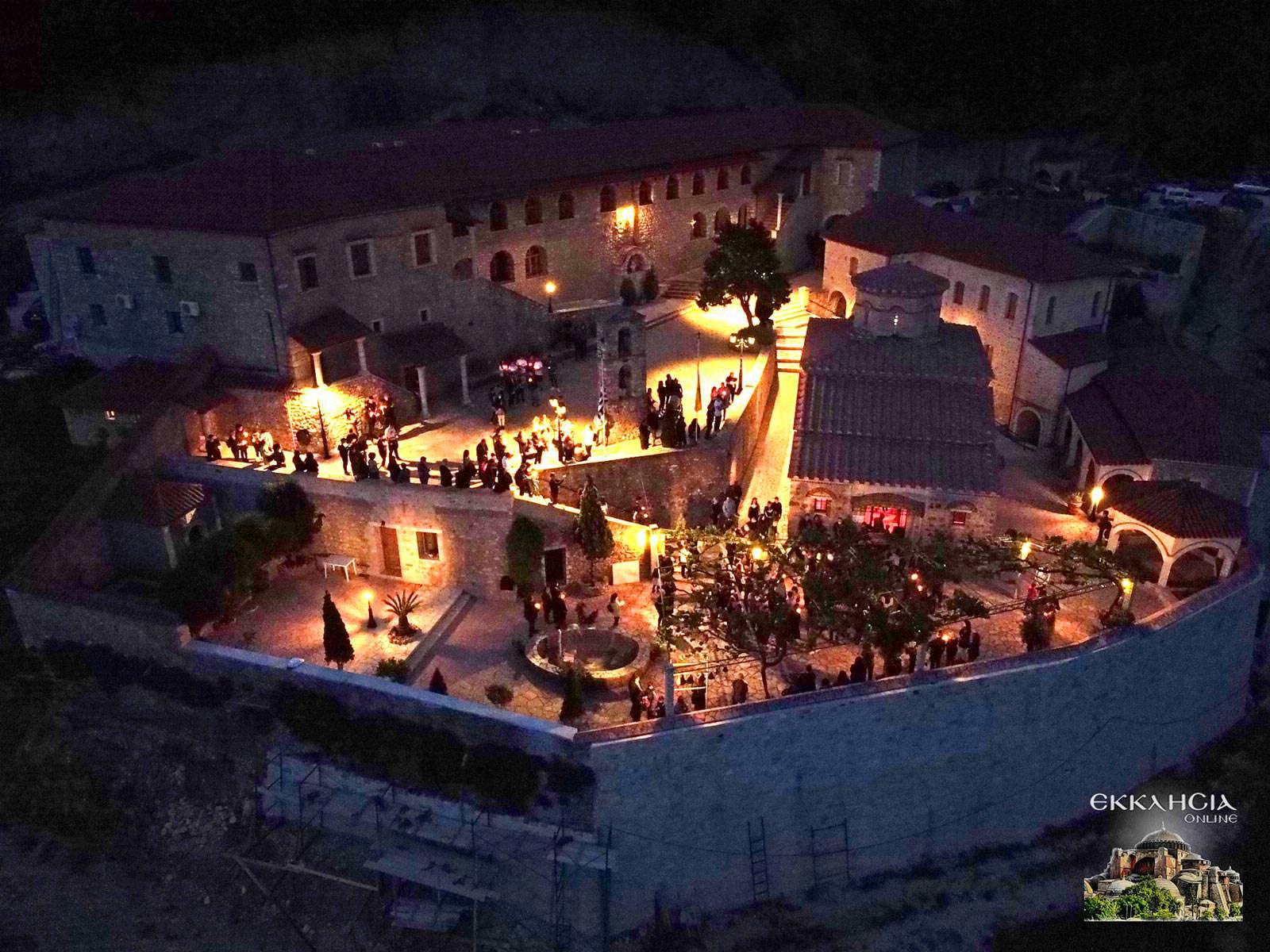 Πάσχα Μοναστήρι Γηρομερίου