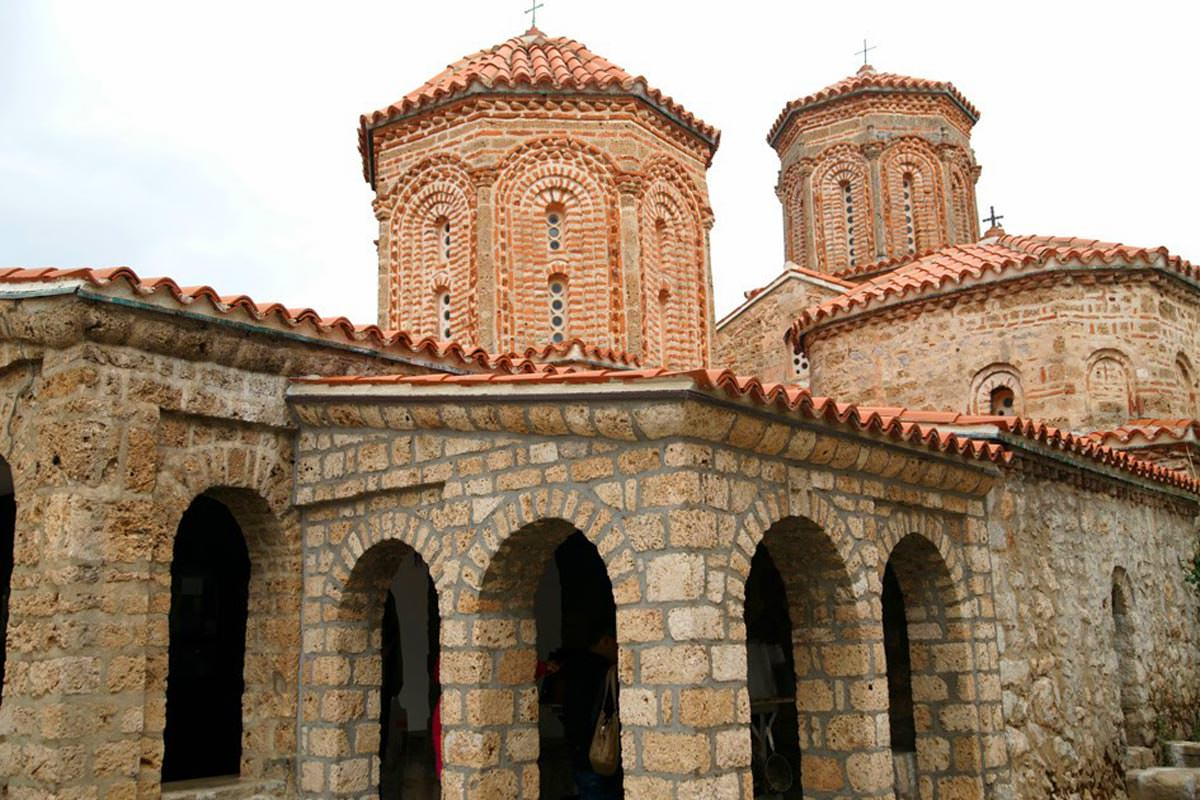 Μοναστήρι Οσίου Ναούμ