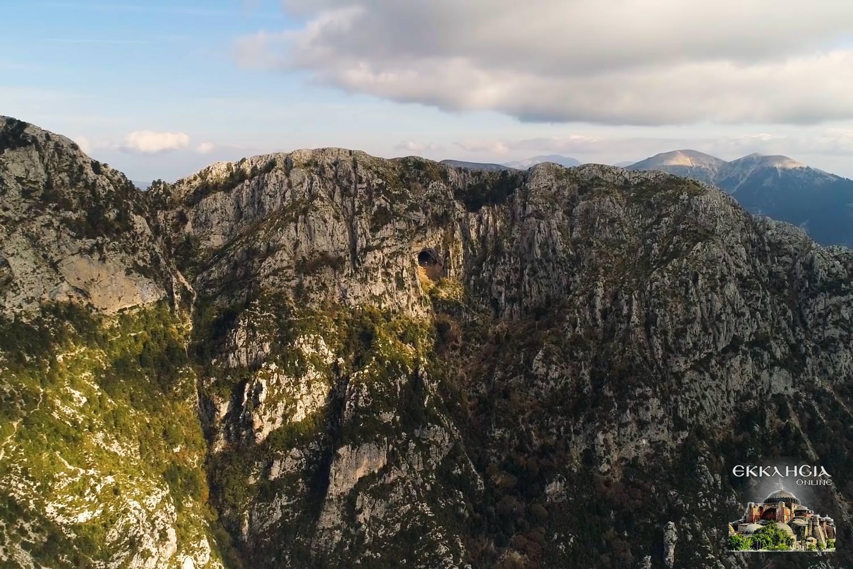 σπηλιά του Αγίου Αρσενίου Θεσπρωτία