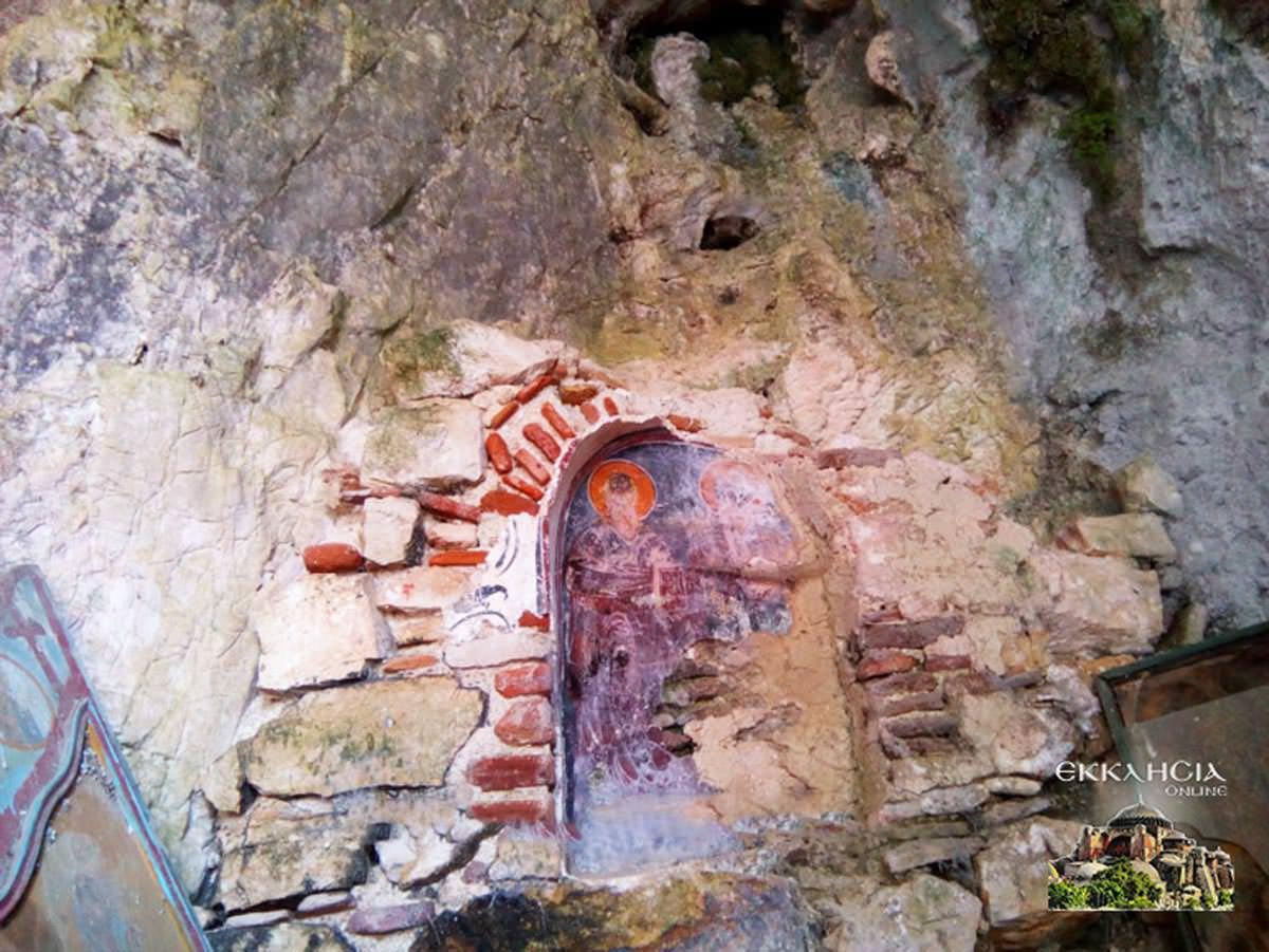 σπηλιά Αγίου Αρσενίου Θεσπρωτία