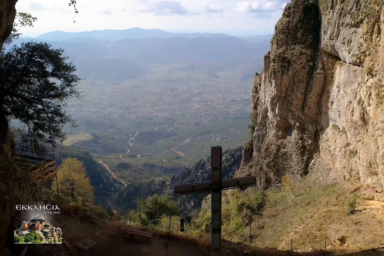 σπήλαιο του Αγίου Αρσενίου