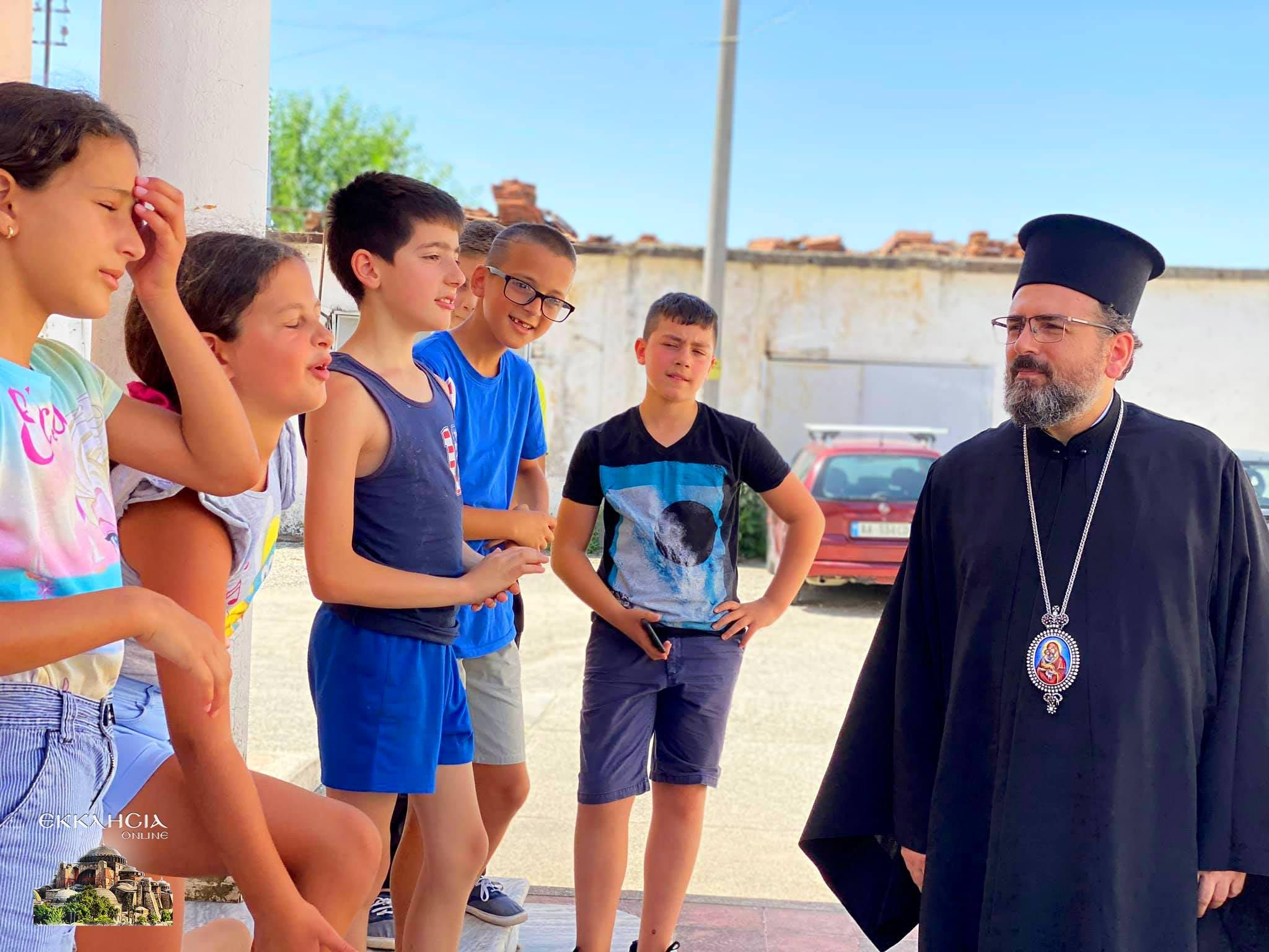 Μητροπολίτης Ελμπασάν Αντώνιος Πεκινίτ Αλβανία