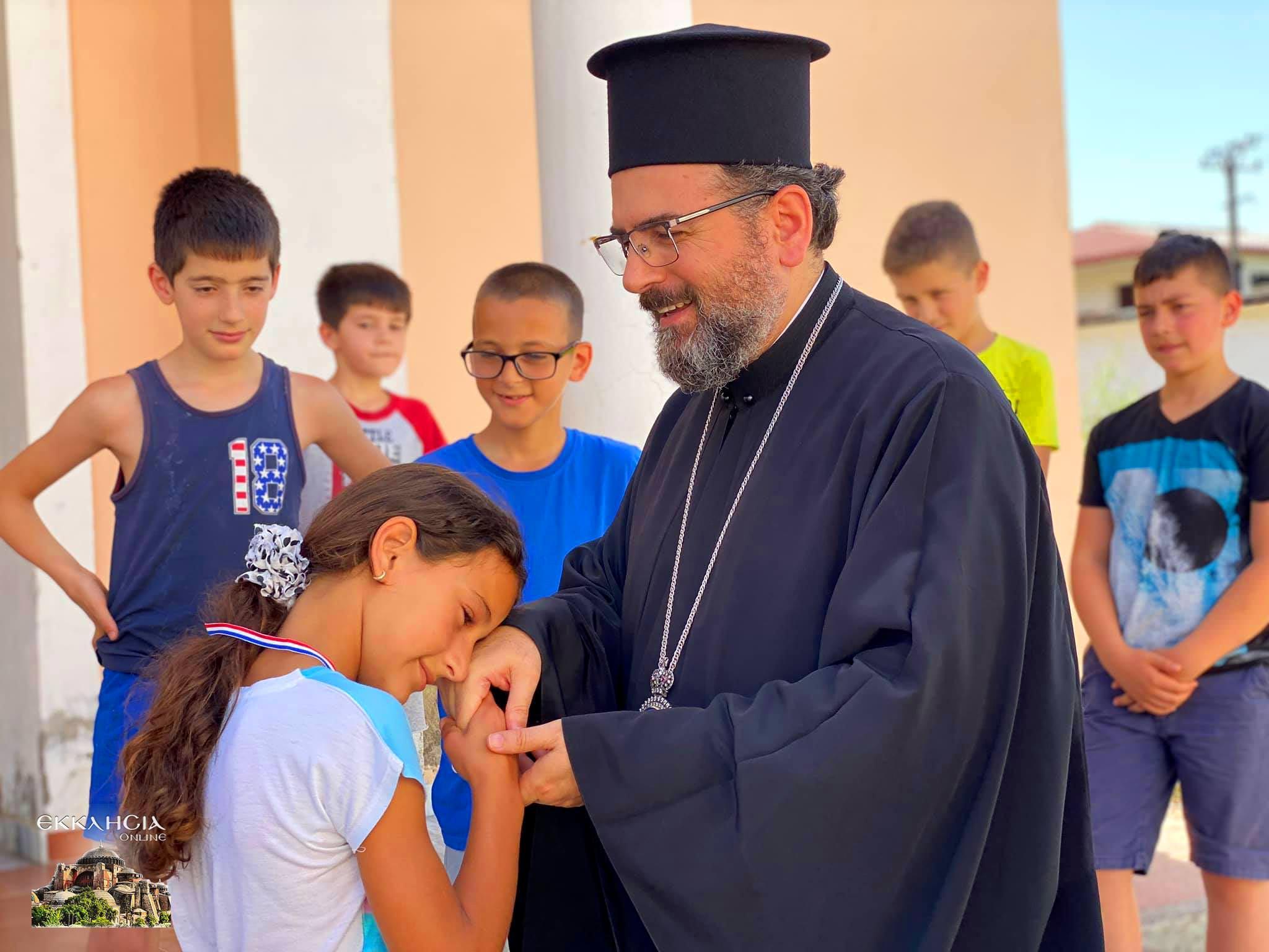 Μητροπολίτης Ελμπασάν Αντώνιος Πεκινίτ Αλβανία 2021