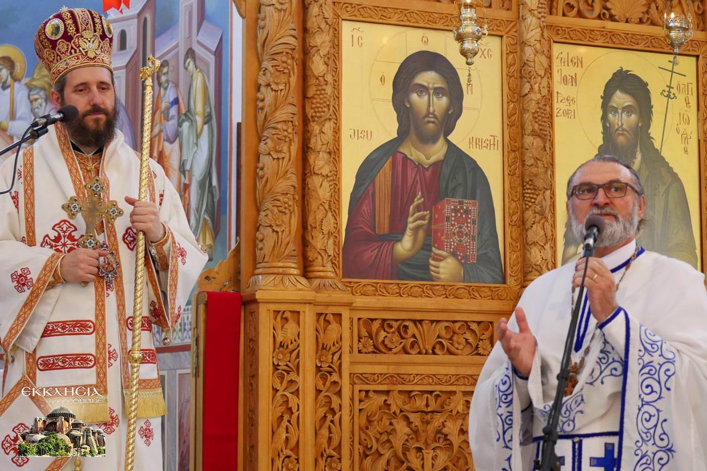 Επίσκοπος Βίλιδος Άστιος Αλβανία