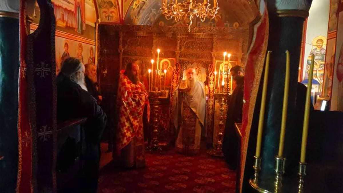 Ιερό Κελλί Αγίου Νικολάου Χαλκιά
