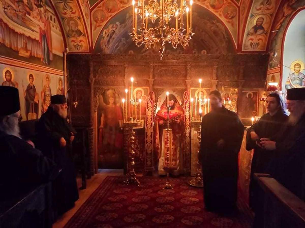 Ιερά Μονή Κουτλουμουσίου Χαλκιά