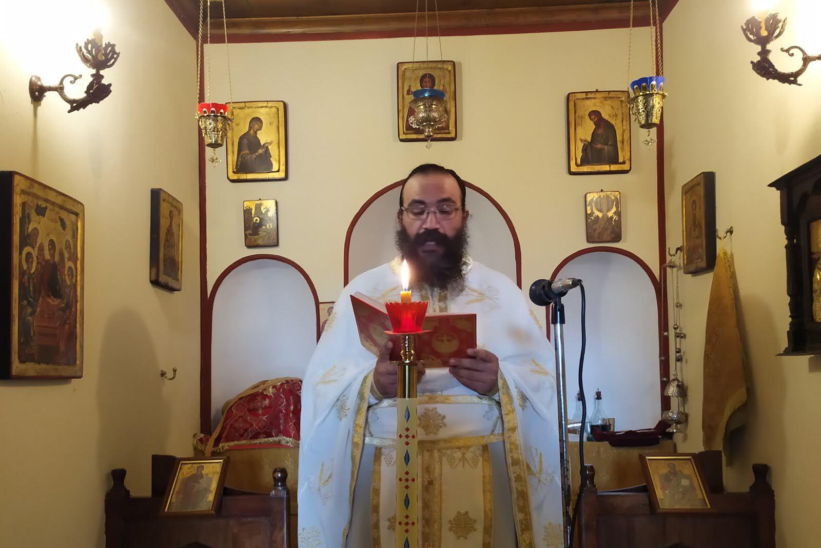 Γιορτή Αγίας Τριάδος της Μονής Γηρομερίου Θεσπρωτίας