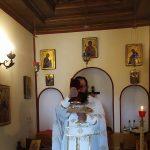 Εορτή Αγίας Τριάδος της Μονής Γηρομερίου Θεσπρωτίας