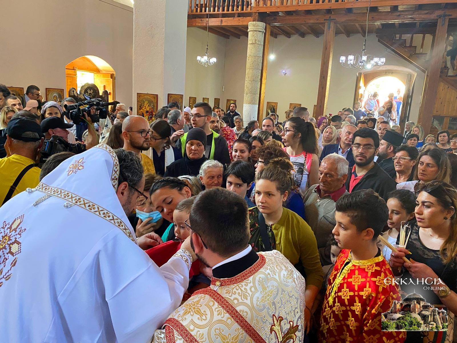 Γιορτή Οσίου Ιωάννου του Βλαδιμήρου