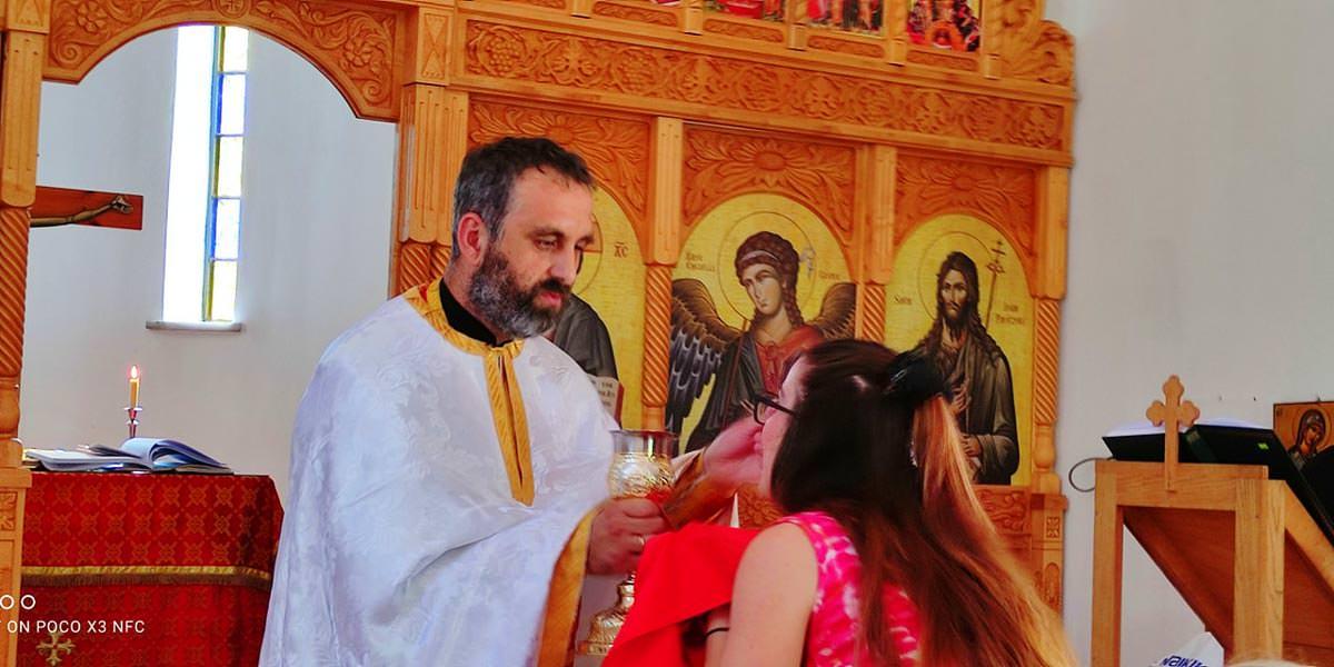 εορτή της Πεντηκοστής Αλβανία