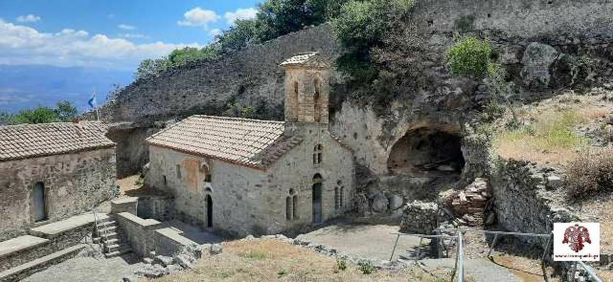 Μοναστήρι Παναγίας Ελεούσης Κούμπαρη