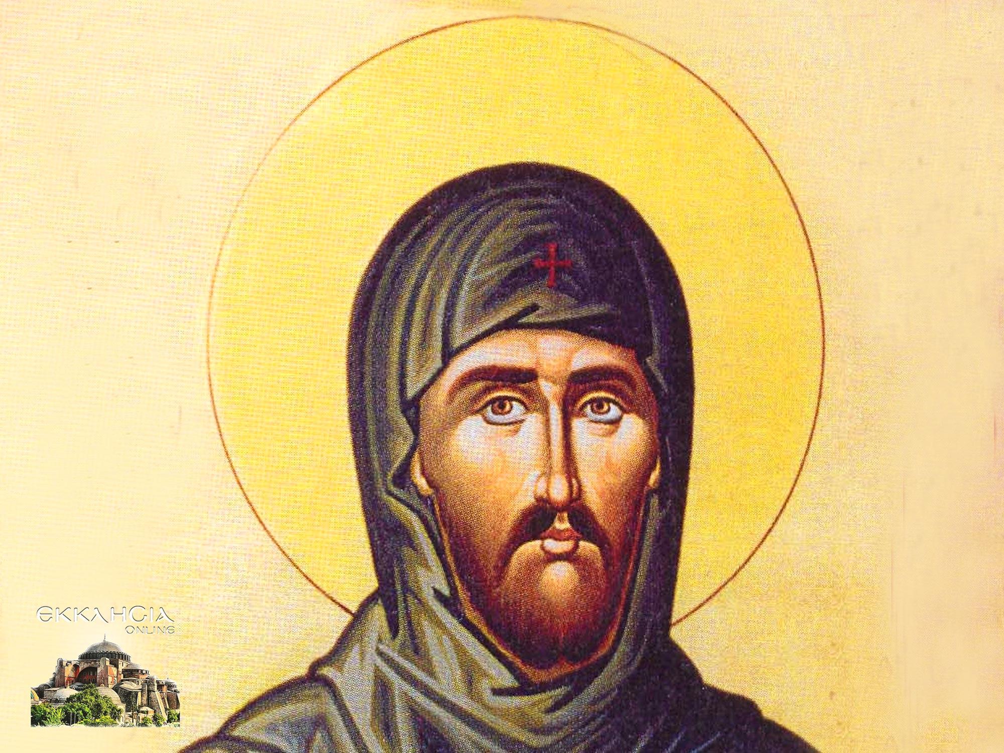 Άγιος Παύλος ο νέος Οσιομάρτυρας εξ Ιωάννινων 12 Ιουνίου