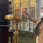 Κοινότητα Μεγάλου Ρεύματος Ιερά Παράκληση στην Αγία Φωτεινή