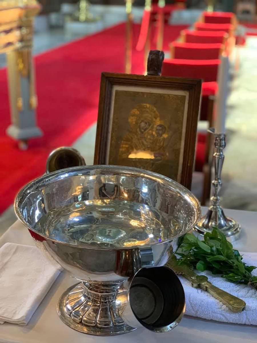 Ιερά Παράκληση στην Αγία Φωτεινή