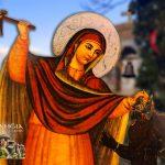 Αγία Μαρίνα Λυκαβηττός 17 Ιουλίου