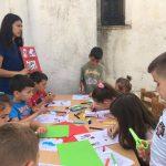 Καταχάρηκαν και ωφελήθηκαν μικρά παιδιά στην κατασκήνωση Αλβανίας