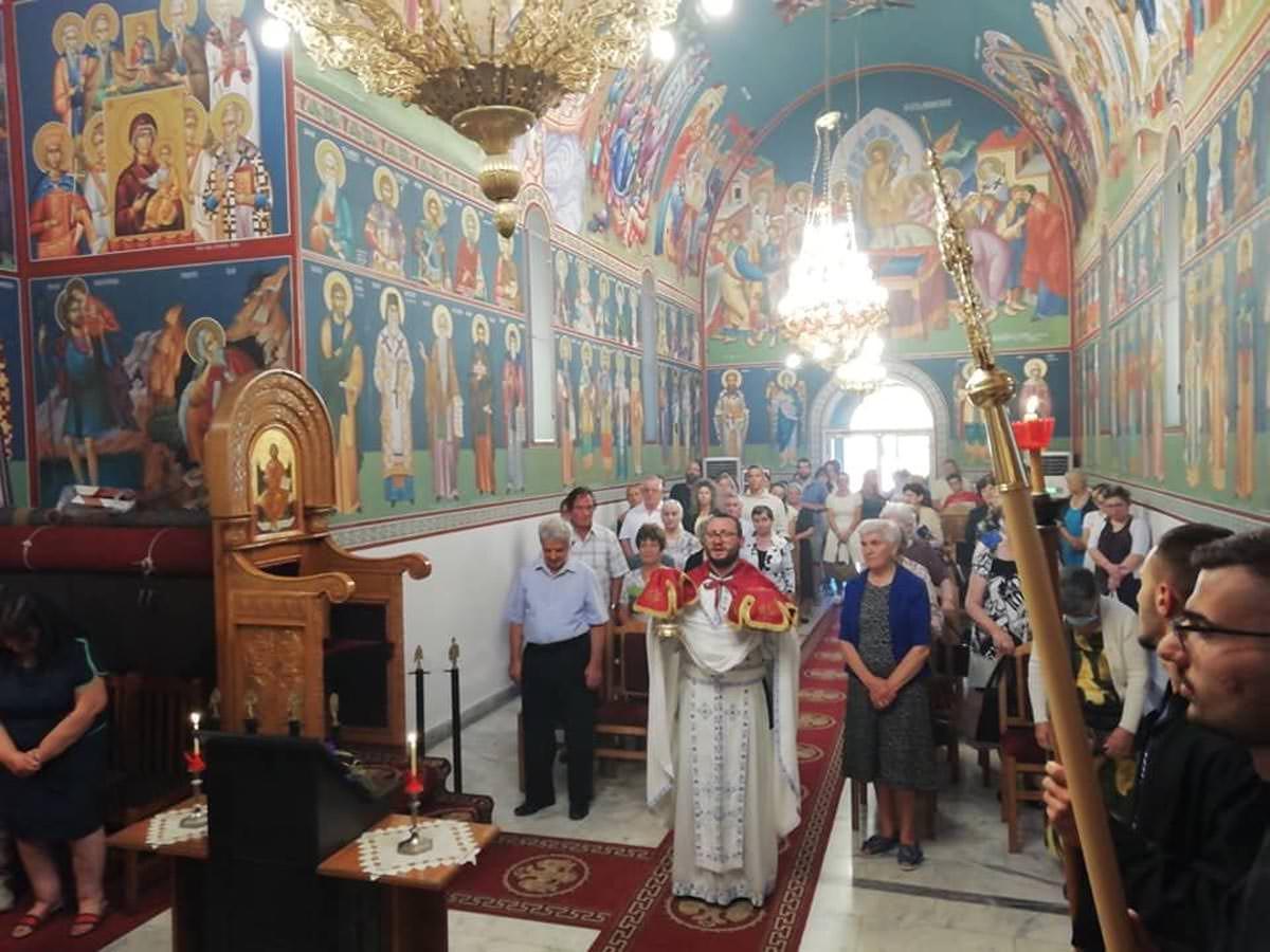 Εορτάστηκε η κοίμηση της Αγίας Άννης στην Εκκλησία Αλβανίας