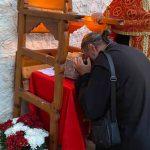 Ιερό Λείψανο Οσίου Νικοδήμου Αλβανίας