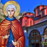 Όσιος Παύλος ο Ξηροποταμινός 28 Ιουλίου