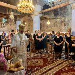 εκκλησία Αγίας Παρασκευής Πρεμετής Μητροπολίτης Αργυροκάστρου Δημήτριος