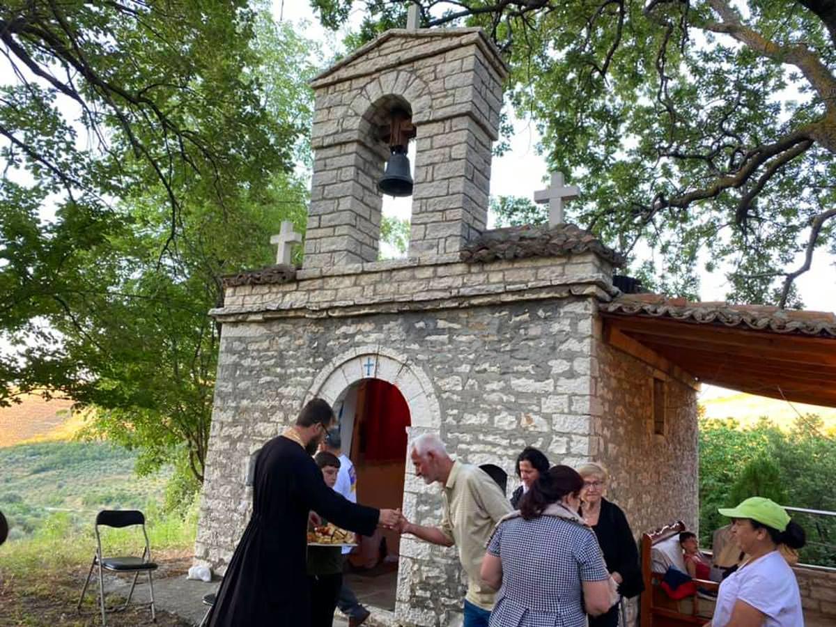 Αγίας Μαρίνας Αλβανία