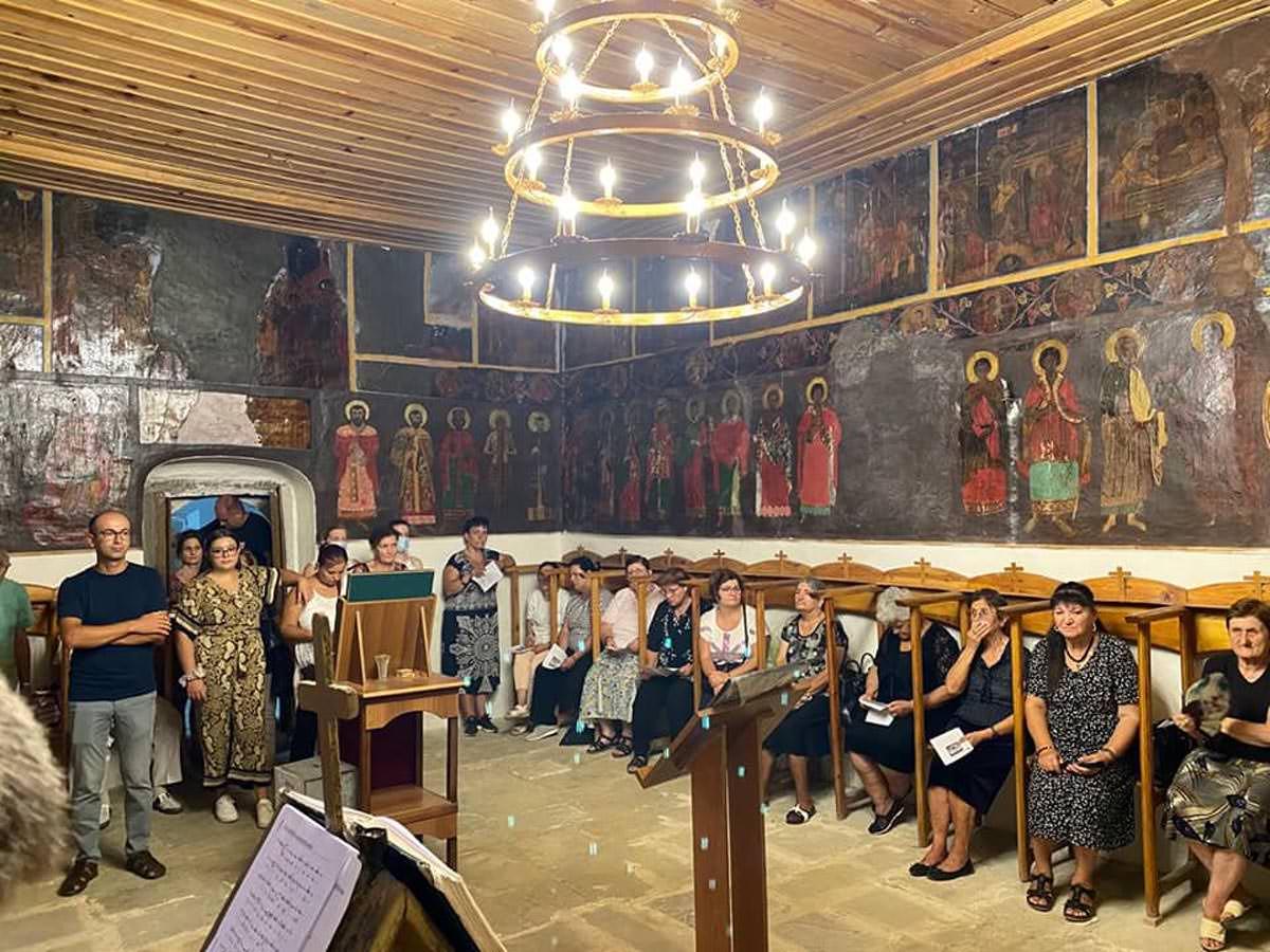 Κοίμηση της Θεοτόκου Εκκλησία Αλβανίας 2021