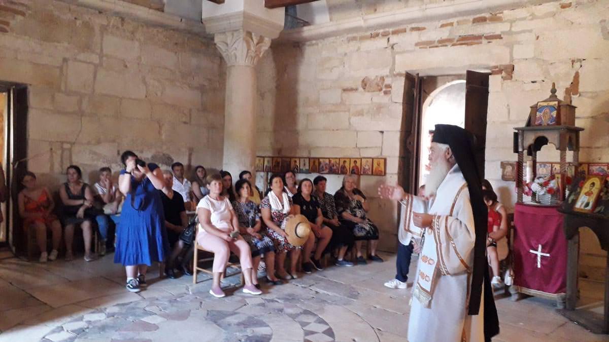 Κοίμηση της Παναγίας Εκκλησία της Αλβανίας 2021