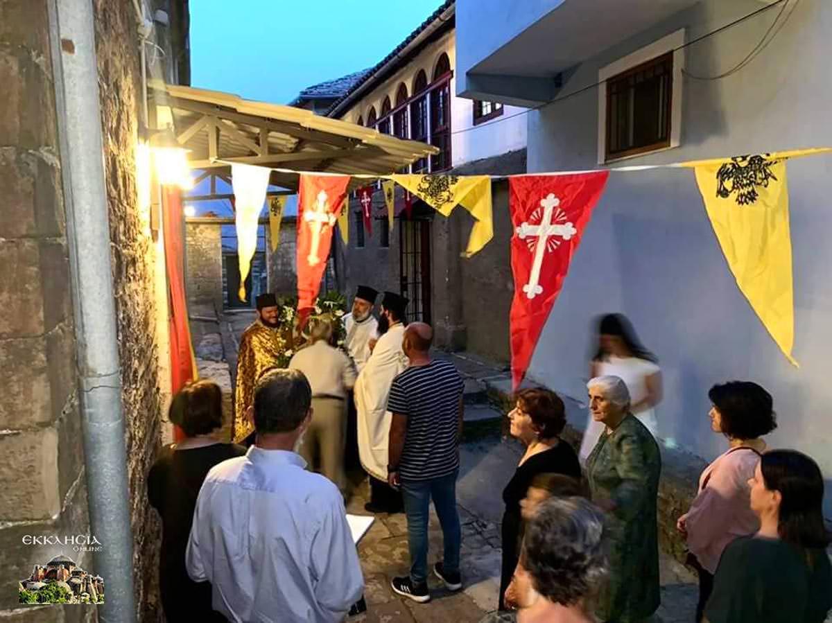 Λαμπρός εορτασμός της Μεταμόρφωσης του Σωτήρος στην Εκκλησία της Αλβανίας
