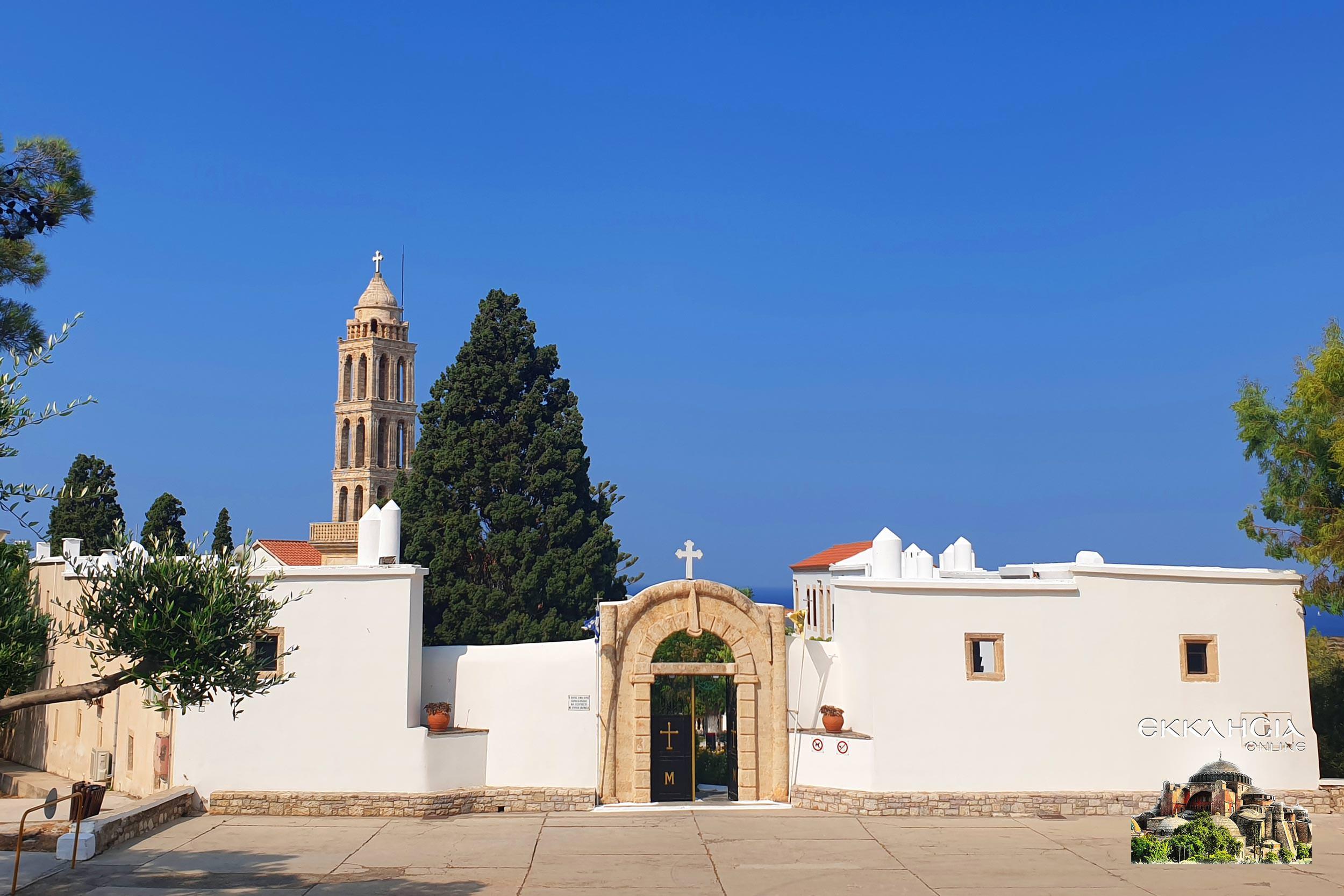 Μοναστήρι Παναγίας της Μυρτιδιώτισσας