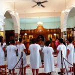 Οκτώ γυναίκες βαπτίστηκαν Ορθόδοξες στον Αυλώνα Αλβανίας