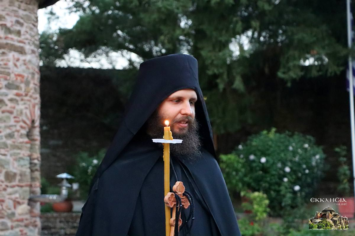 μοναχός Ισαάκ